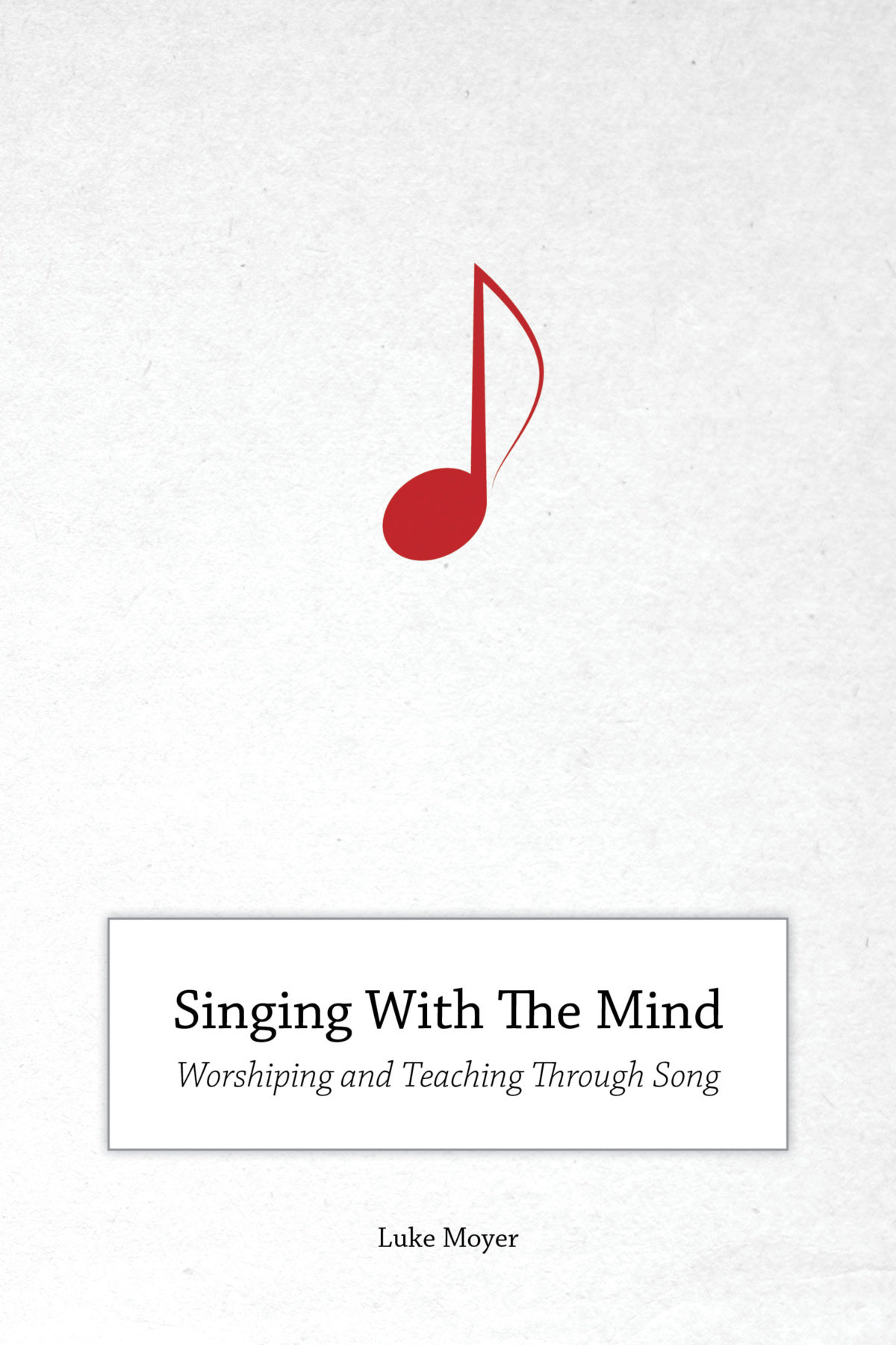 Singing With The Mind